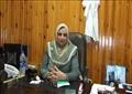 الدكتورة لميس المعداوي، وكيل وزارة الصحة بمحافظة كفر الشيخ