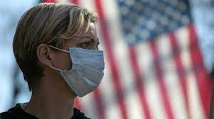 استطلاعان مخاوف الأمريكيين تعود للارتفاع بشأن جائحة كورونا