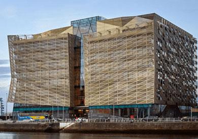البنك المركزي الايرلندي