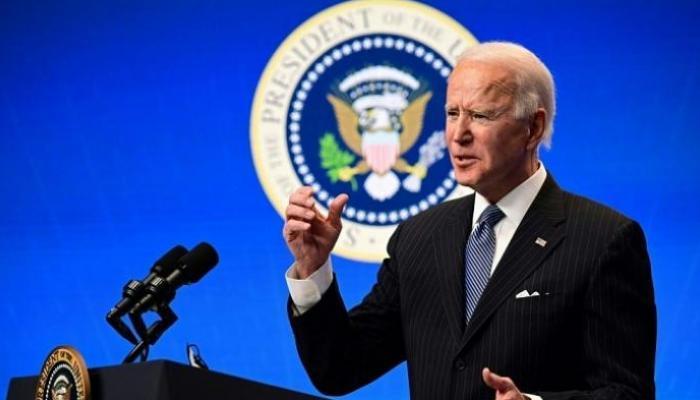 الرئيس الامريكى جو بايدن - ارشيفية