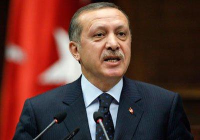 رئيس الجمهورية التركية رجب طيب أردوغان
