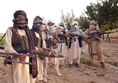عناصر من حركة طالبان الأفغانية - صورة أرشيفية