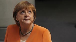 «ميركل»: الانتقادات الأوروبية لروسيا «الحد الأدنى الممكن»