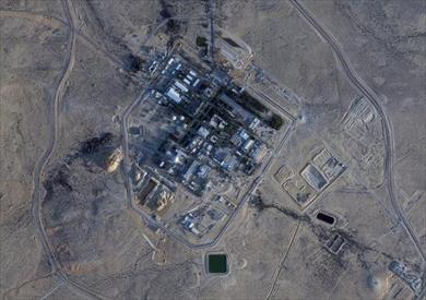 صور أقمار صناعية تكشف عمل إسرائيل على قدم وساق بمفاعل ديمونا النووي