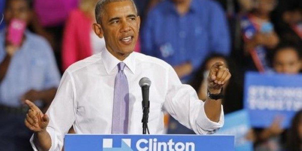 أوباما يتهم ترامب بـ«تقويض» الديمقراطية الأمريكية