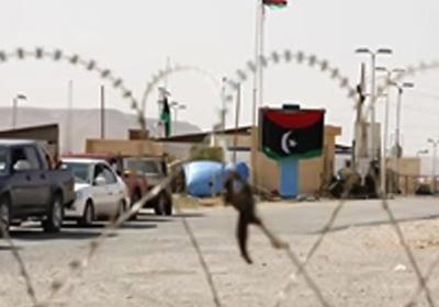 معبر رأس جدير الحدودي بين تونس وليبيا - أرشيفية
