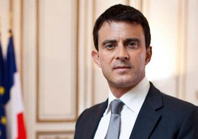 رئيس الوزراء الفرنسي، مانويل فالس