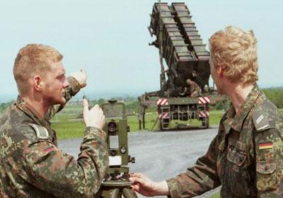 أسلحة صنعت الحدث - صفحة 5 German-soldiers-in-Turkey