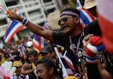 مظاهرات في تايلاند- أرشيفية