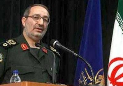 العميد مسعود جزائري رئيس هيئة الاركان بإيران