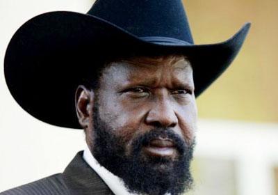 رئيس جنوب السودان، سلفاكير