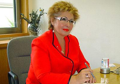 الوزيرة الاسرائيلية، صوفا لاندفير