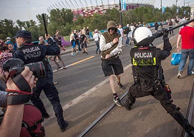 أعمال عنف بروسيا - أرشيفية