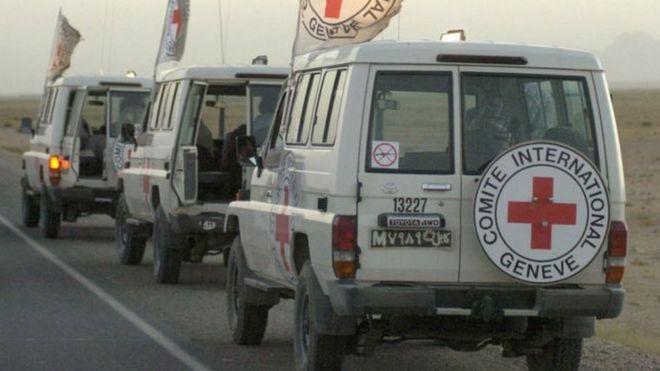 الصليبي الأحمر انتقد محاولة أطراف الصراع في اليمن توريطه في الأزمة الحالية