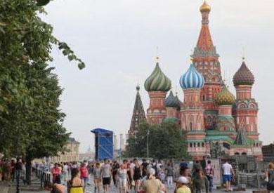 العاصمة الروسية موسكو - ارشيفية