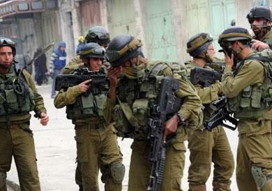 قوات من الجيش الإسرائيلي