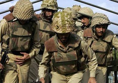 جنود باكستانيين