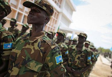 الجيش الصومالي - ارشيفية