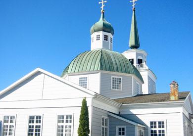 كنيسة - ارشيفية