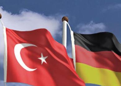 المانيا وتركيا - ارشيفية