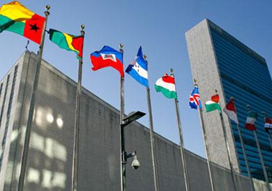 مقر الأمم المتحدة - ارشيفية