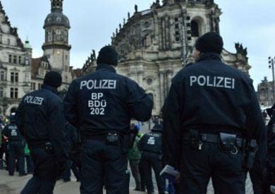 الشرطة الالمانية - ارشيفية
