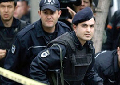 الشرطة التركية - ارشيفية