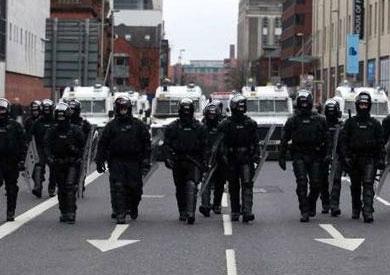 الشرطة الايرلندية