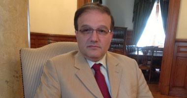 سفير أرمينيا بالقاهرة أرمن ميلوكيان