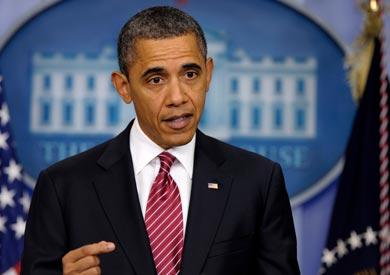 الرئيس الامريكي - باراك اوباما