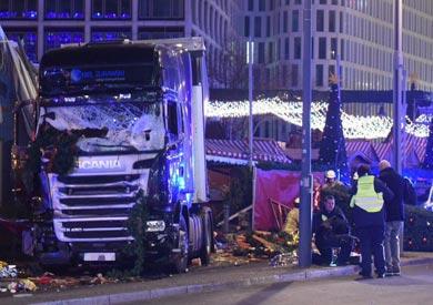 100 ألف يورو لمن يدلي بمعلومات عن المشتبه بتنفيذه هجوم برلين