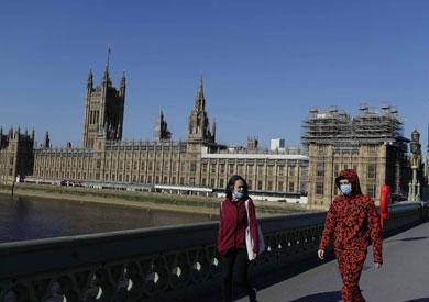 بريطانيا في ازمة الكورونا - ارشيفية