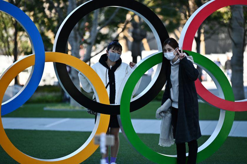 المبياد طوكيو