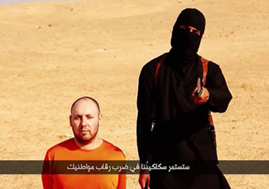«داعش» يتبنى قطع رأس «صحفي أميركي ثان»