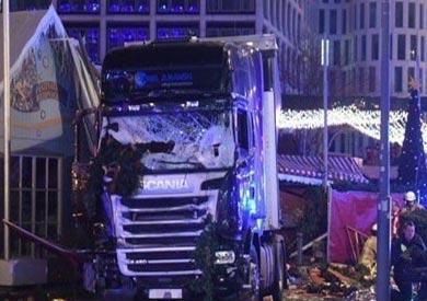 وزارة الداخلية الألمانية تؤكد: عملية الدهس في سوق الميلاد ببرلين «اعتداء»