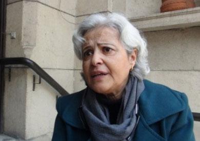 الدكتورة منى مينا وكيل النقابة العامة للأطباء