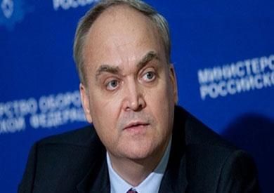 أناتولى أنطونوف نائب وزير الدفاع الروسى