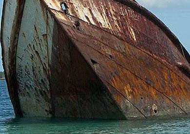 غرق سفينة روسية - ارشيفية