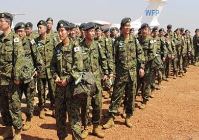 اختفاء سجلات نشاط القوات اليابانية المنتشرة في جنوب السودان
