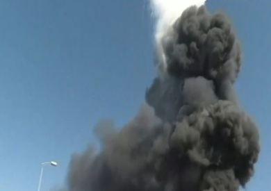 انفجار خزان بإسطنبول