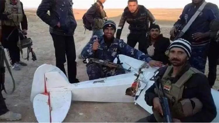 مسئول أمريكي: «داعش» يستخدم «طائرات مُسيرة» في معركة الموصل