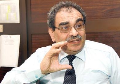 محمد السبكى رئيس هيئة الطاقة الجديدة والمتجددة