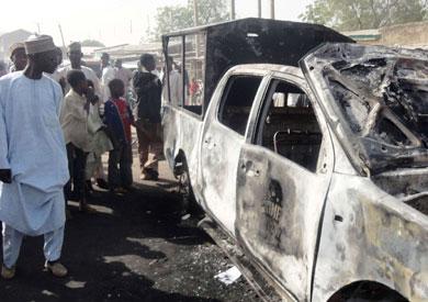 مقتل 21 شخصا إثر «هجوم انتحاري» على «موكب شيعي» في نيجيريا