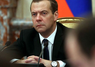 ميدفيديف قال إن حكومته تلقت أمرا بصياغة قائمة من الردود ، على تركيا، في المجالين الاقتصادي والانساني.