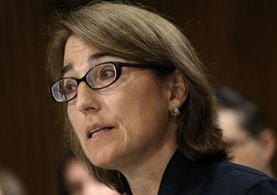 سارة سيوال، وكيلة وزارة الخارجية الأمريكية للأمن المدني والديمقراطية وحقوق الإنسان