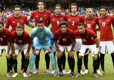 منتخب مصر - ارشيفية