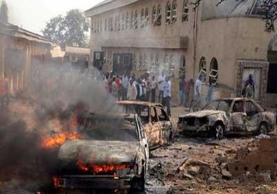 مسيحيو نيجيريا يدينون محاولة الاعتداء nigerya11.jpg