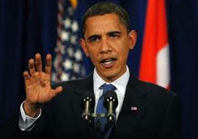 الرئيس الأمريكي باراك أوباما ارشيفية