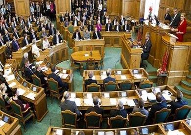 البرلمان الدنماركى ارشيفية