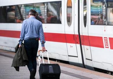 قطار الماني - ارشيفية
